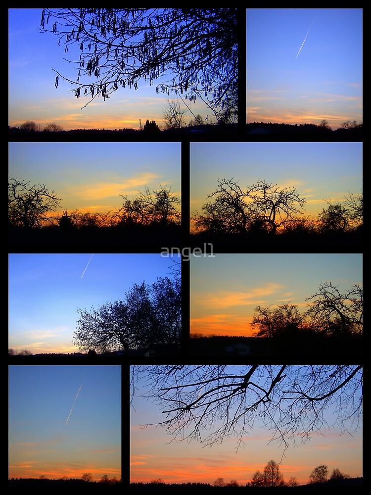Sunset Collection by ©The Creative  Minds