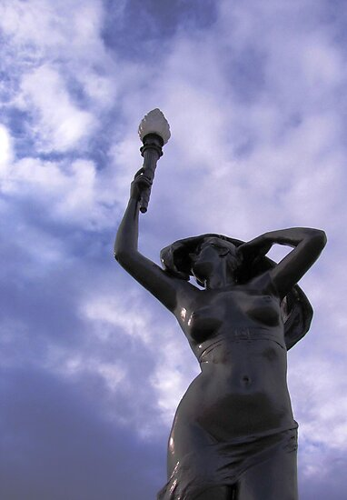 Nude  by Carol Bleasdale