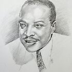 Count Basie's smile by Francesca Romana Brogani