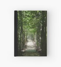 Peaceful Path Hardcover Journal