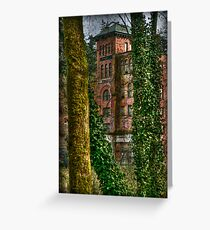 Olympia Brew House Greeting Card