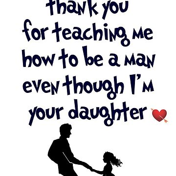 Father's Day Card From Daughter 2 by killian8921