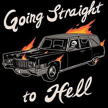 Direkt in die Hölle von wytrab8
