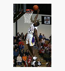 Slam Dunk! Photographic Print