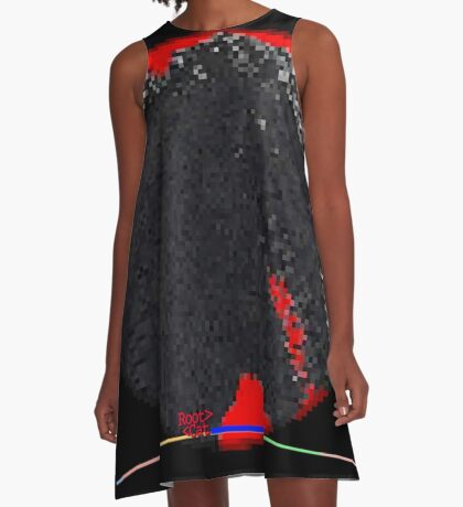 Sh ^ nZ ^ lla by RootCat A-Line Dress