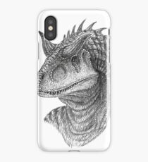 Carnotaurus iPhone Case/Skin