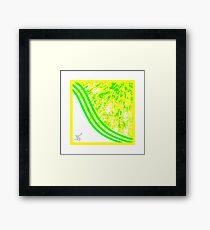 Liu An Gua Pian V Framed Print