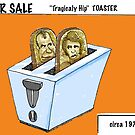toast by Jerel Baker