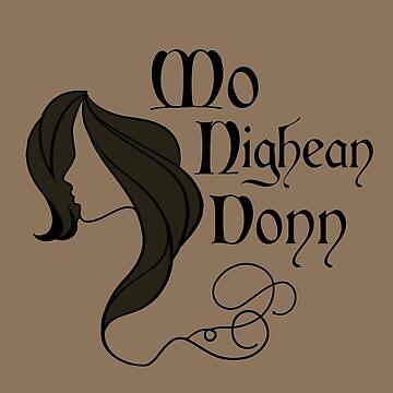 Mo Nighean Donn 1 by artediamore