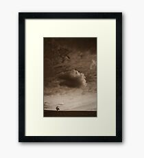 The Land of Oz Framed Print