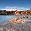Spiaggia di Punta della mola  by Andrea Rapisarda