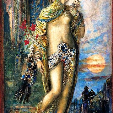 "Gustave Moreau ""Song of Songs (Cantique des Cantiques)"" by ALD1"