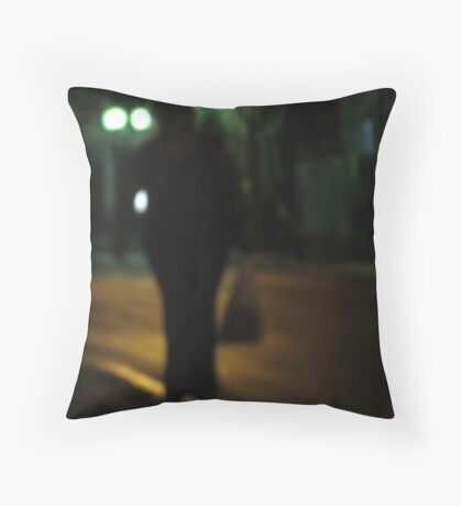 Hard Day's Night Throw Pillow