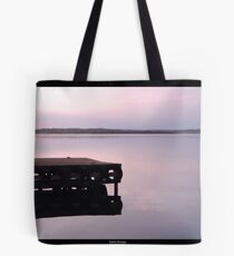Serenity at sunset Tote Bag