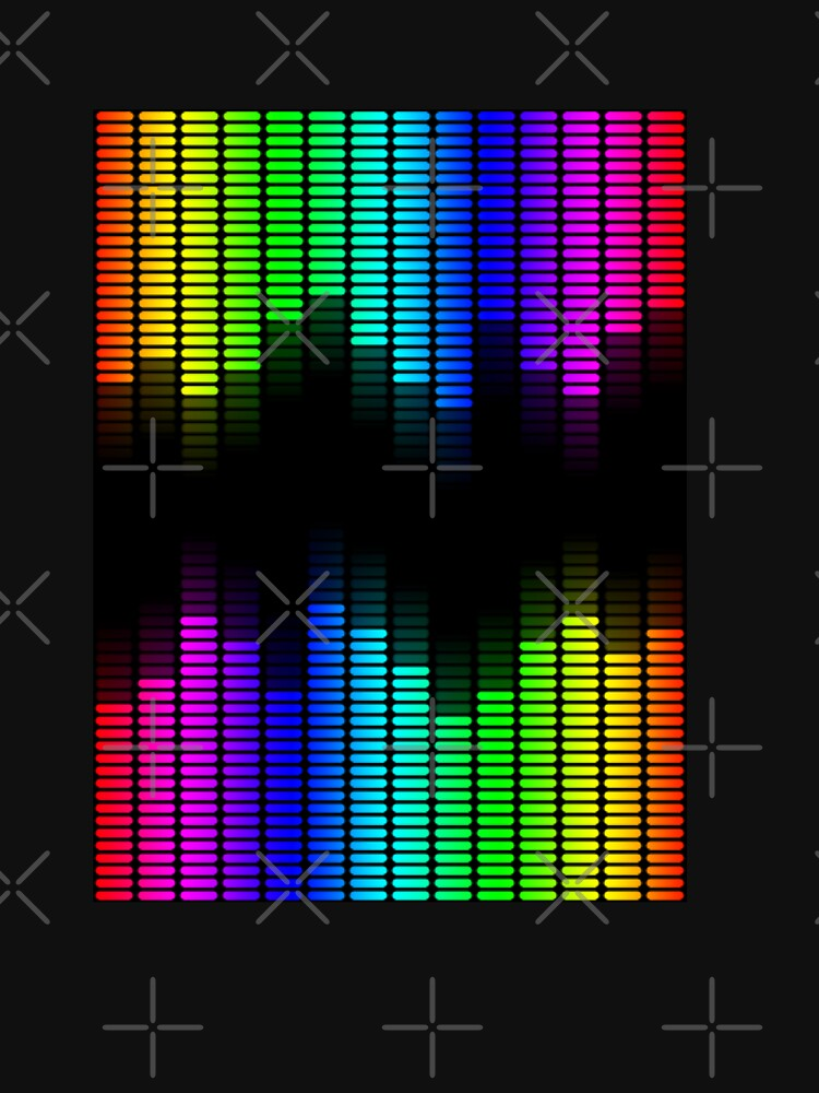 double rainbow equalizer by poupoune