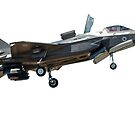 Lightning Joint Strike Fighter by Phototrinity