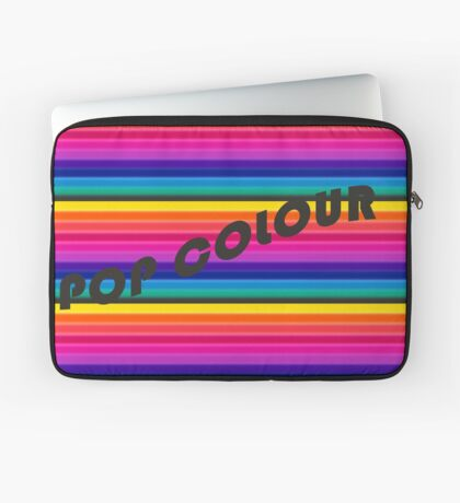 Design Trend in font and colour for 2019! Laptop Sleeve
