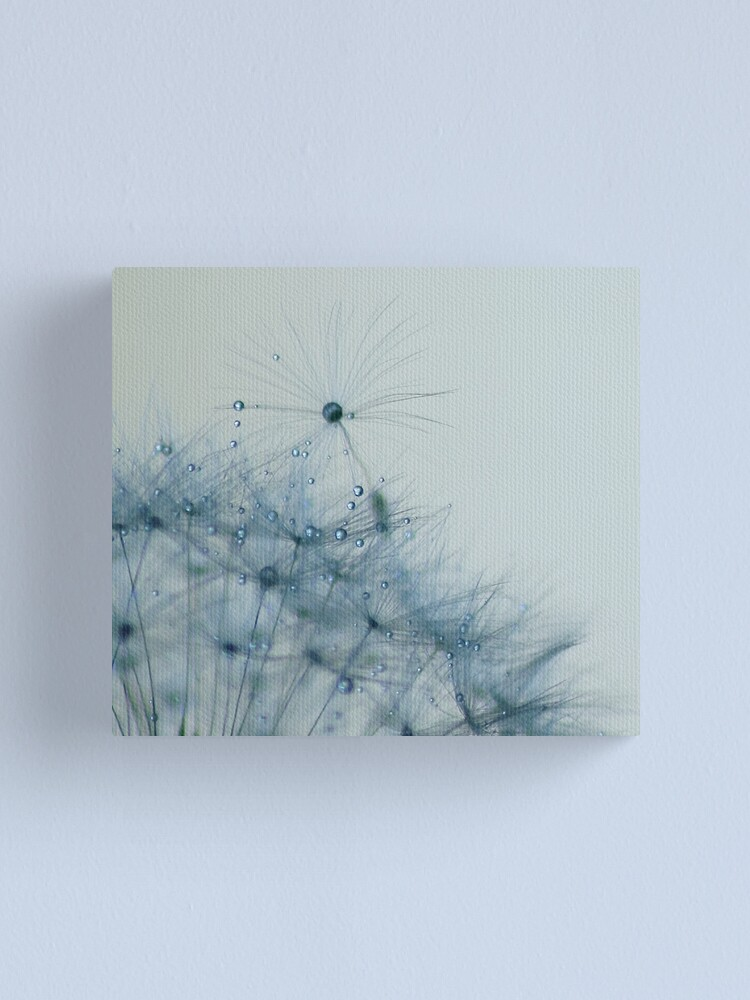 Alternate view of lace Canvas Print