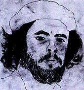 Benico del Toro as Che Guevara by cookiesavant