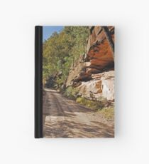 Along the River Road Hardcover Journal