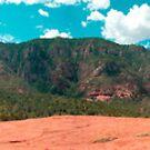 Plateau Panorama by L M