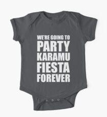 Party Karamu Fiesta Forever (White Text) One Piece - Short Sleeve
