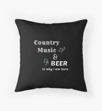 Country Floor Pillow