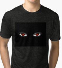 Sharingan Tri-blend T-Shirt