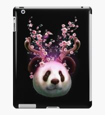 Vinilo o funda para iPad PANDA HORNS UP
