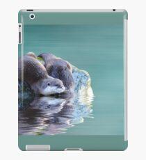 Diving in iPad Case/Skin