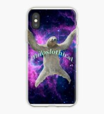 Philoslothical - iPhone Case iPhone Case
