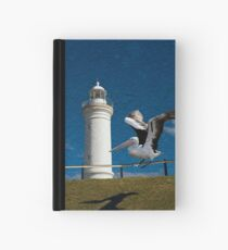Lighthouse Landing Hardcover Journal