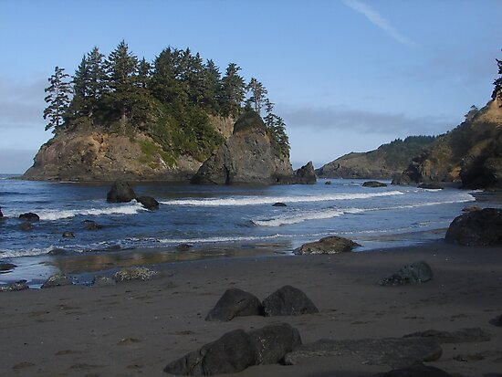 Trinidad State Beach, California by Mary Ellen Tuite Photography