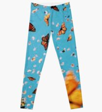 Monarch Butterflies  Leggings