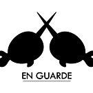 En Guarde by Jade Damboise Rail