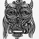 Spirit Owl by amafineart1