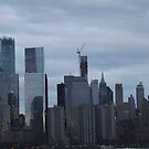 Lower Manhattan Skyline, New York City by lenspiro