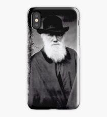 Charles Darwin iPhone Case