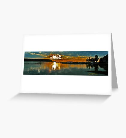 Door County Dreams Greeting Card