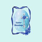 Easter Blessings (1700 Views) by aldona
