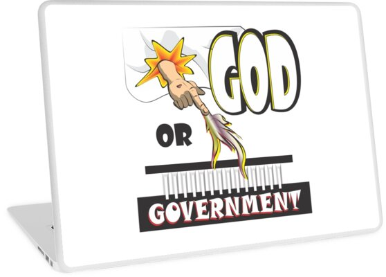 GOD or Government by MontanaJack