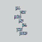 X&Y - Speed of sound lyric by jeremygwa