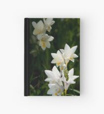 Arum Lilies Hardcover Journal