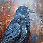 Mitglieder der Jury (Murder of Crows Series) von bevmorgan