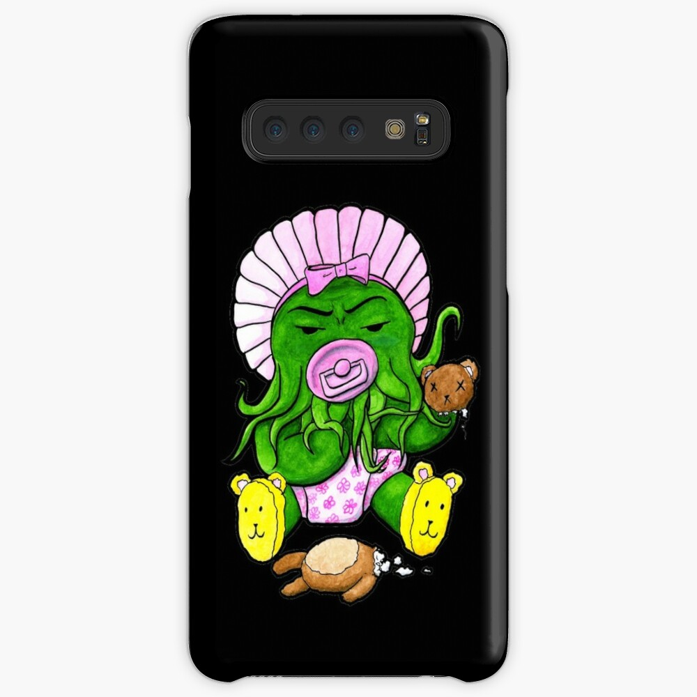 Baby Cthulhu Wants Revenge Case & Skin for Samsung Galaxy