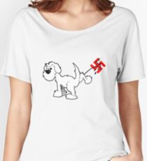DOG - Fuck The Hate Women's Relaxed Fit T-Shirt