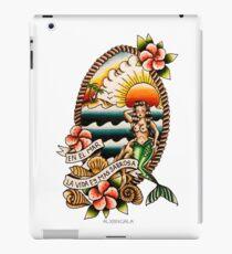 En el Mar la Vida es Mas Sabrosa iPad Case/Skin