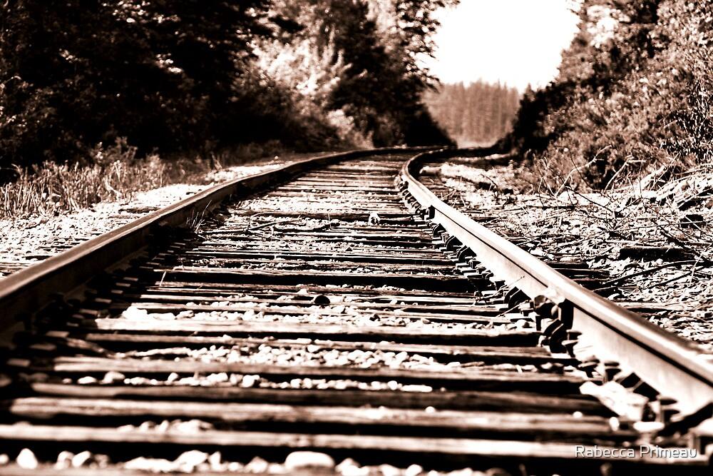Railroad by Rabecca Primeau