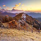 Annapurna sunrise, Nepal by Kevin McGennan