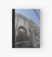 Graffiti - The West Bank Separation Wall, Palestine Notizbuch